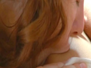 eager french lesbian cum-hole eating