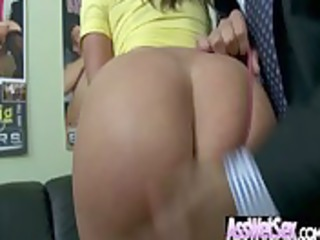 oiled large booties receive anal drilled clip-82