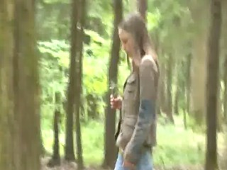 adventure oral pleasure in the forest