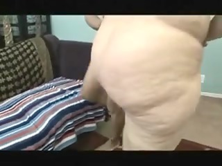 large marvelous woman cougar with husband suck