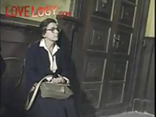 large scoops italian confession, dark brown