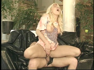 blond honey receives stuffed in her holes - dbm