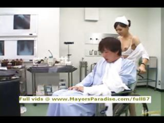 rio sinless chinese nurse enjoys doing cook