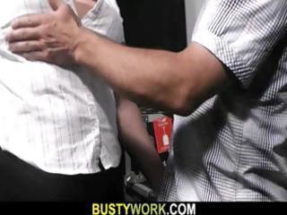 fatty rides jock after cunt licking