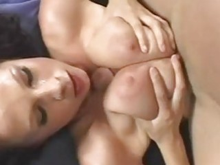 gianna michaels receives her large wobblers and