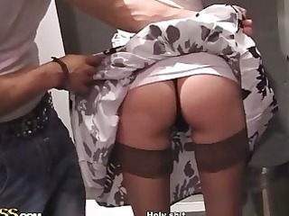 reality porn with a sexhungry redhead10