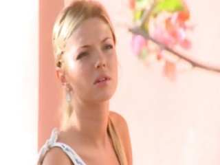 astounding blond glamour casting