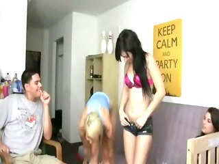 cuties expecting on fucking with rod
