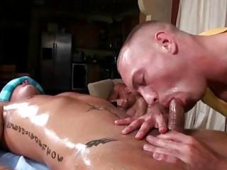 erotic group massage