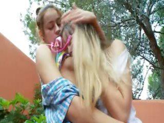 romantic lesbian adventure from germany
