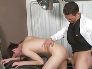 doctor brandon stone bonks his cute patient