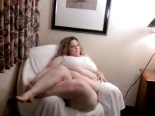 big beautiful woman pear