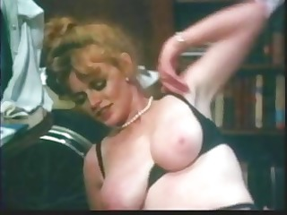 redhead hottie sucks a bonks a number of lads in