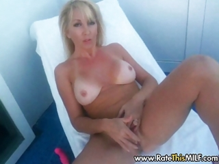 breasty blond d like to fuck on cruise boat