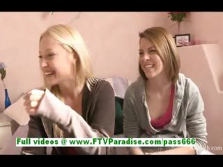nikkie and aubrey astonishing lesbo sweethearts