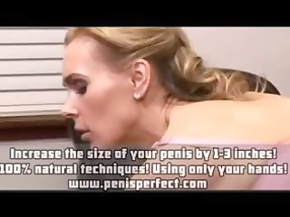 sexy lesbo sex in the office