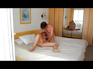 curvy cheating wife screwed on real homemade sex