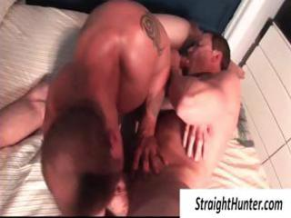 homosexual hunks are going at it is engulfing
