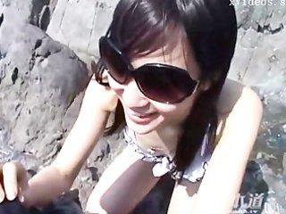 oriental mmf student beach woods sex