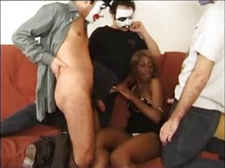 cynthiaebony analfucked in a some