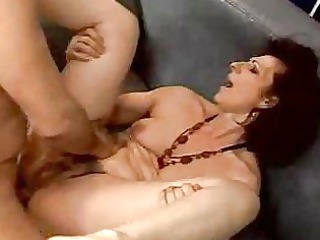 bushy aged tramps acquire an anal banging