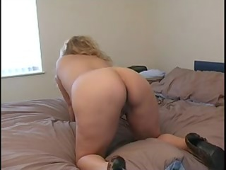 british blonde mature threesome
