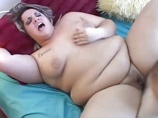 marvelous golden-haired big beautiful woman
