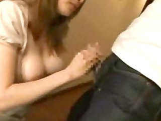 lustful breasty wife molested and screwed by ally