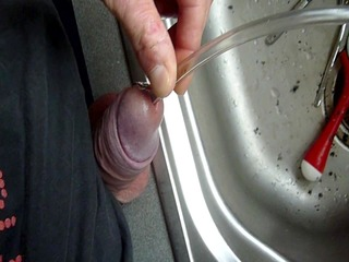 males peehole insertion