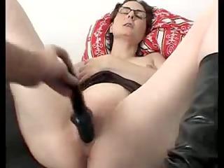 annette dark sextoy orgasmic strokes