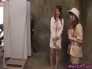 oriental women at erotic broadcasts part8